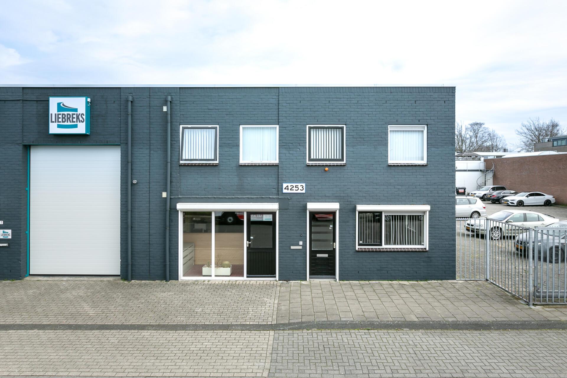 Eindhoven – Ondernemingenweg 9